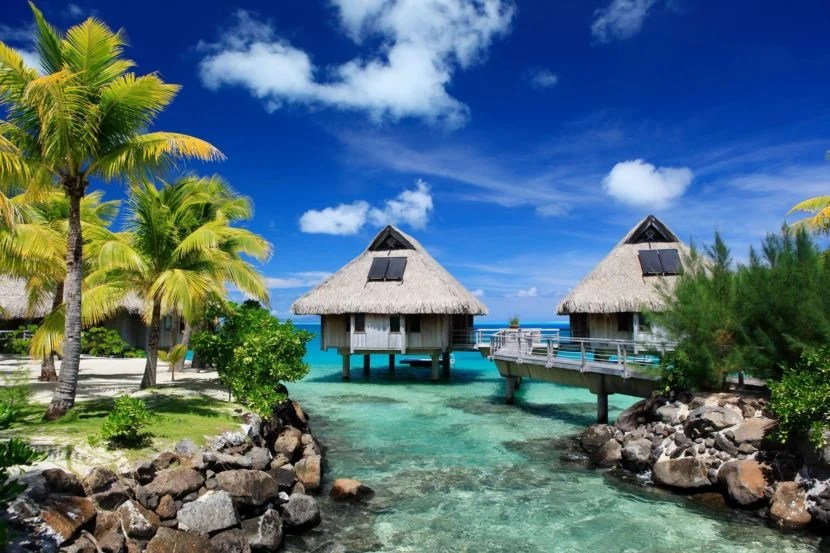 Conrad Bora Bora Nui (Image courtesy of the hotel)