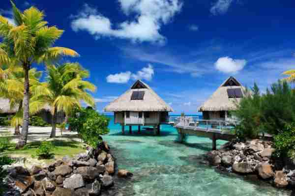 Picture yourself staying at the Conrad Bora Bora Nui (Image courtesy of the hotel)