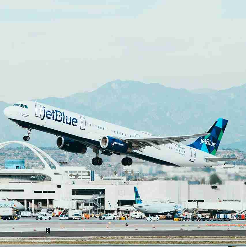 JetBlue to open LAX base, end flights to Long Beach in West Coast realignment