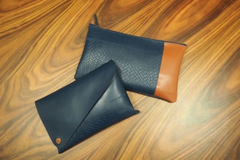 American Airlines new trancon amenity kits.