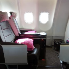 Chair Cover Express Hawaii Pottery Barn Desk Review Hawaiian Airlines A330 First Class From Jfk To Hnl Added More Extra Comfort Seats The Main Cabin In Retrofit So These Planes Now Feature 68 Of Them Up Original 40 On