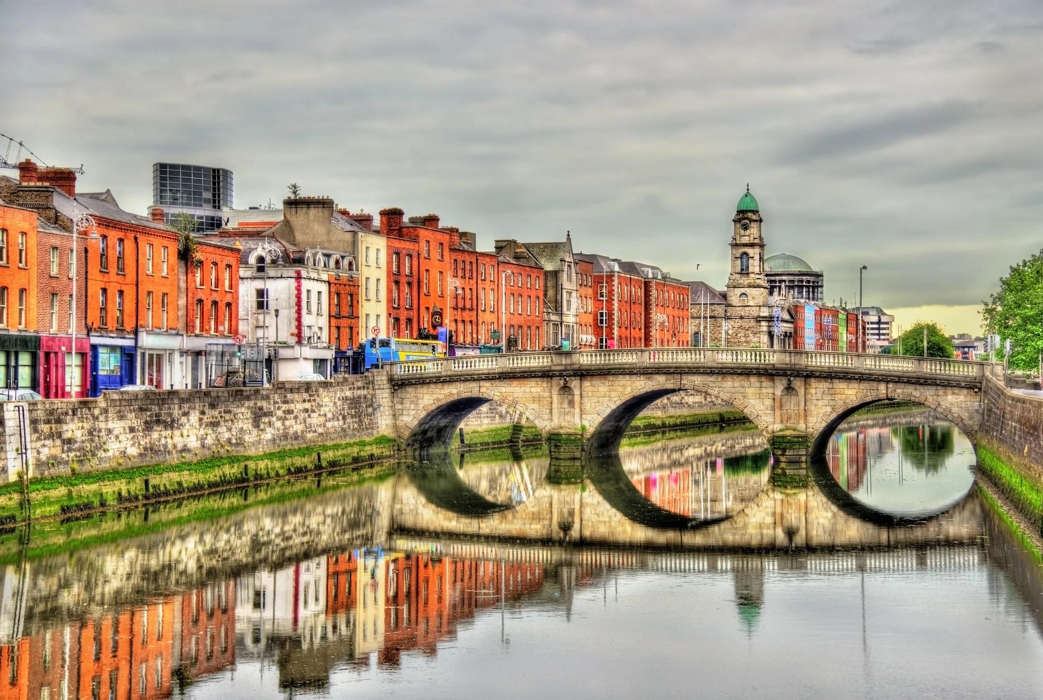 Deal Alert: Flights to Dublin From $239 Round-Trip