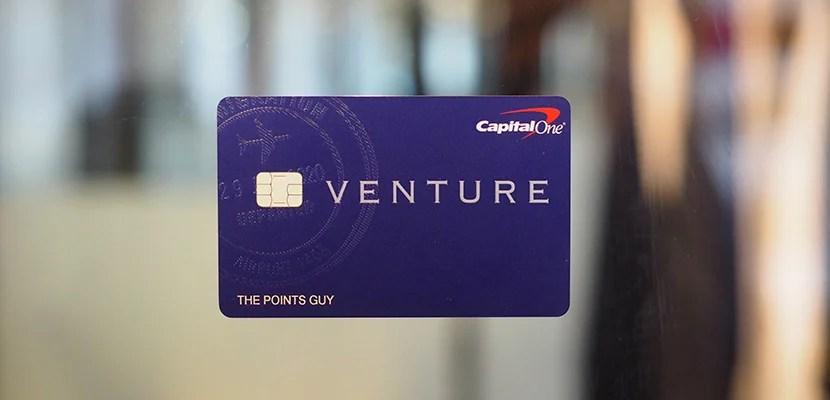 Capital One Venture Rewards Card Gets A Metallic Makeover