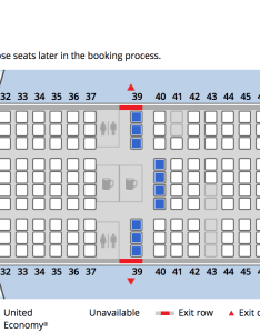 Screen shot at pmg also where to sit when flying united   er economy rh thepointsguy