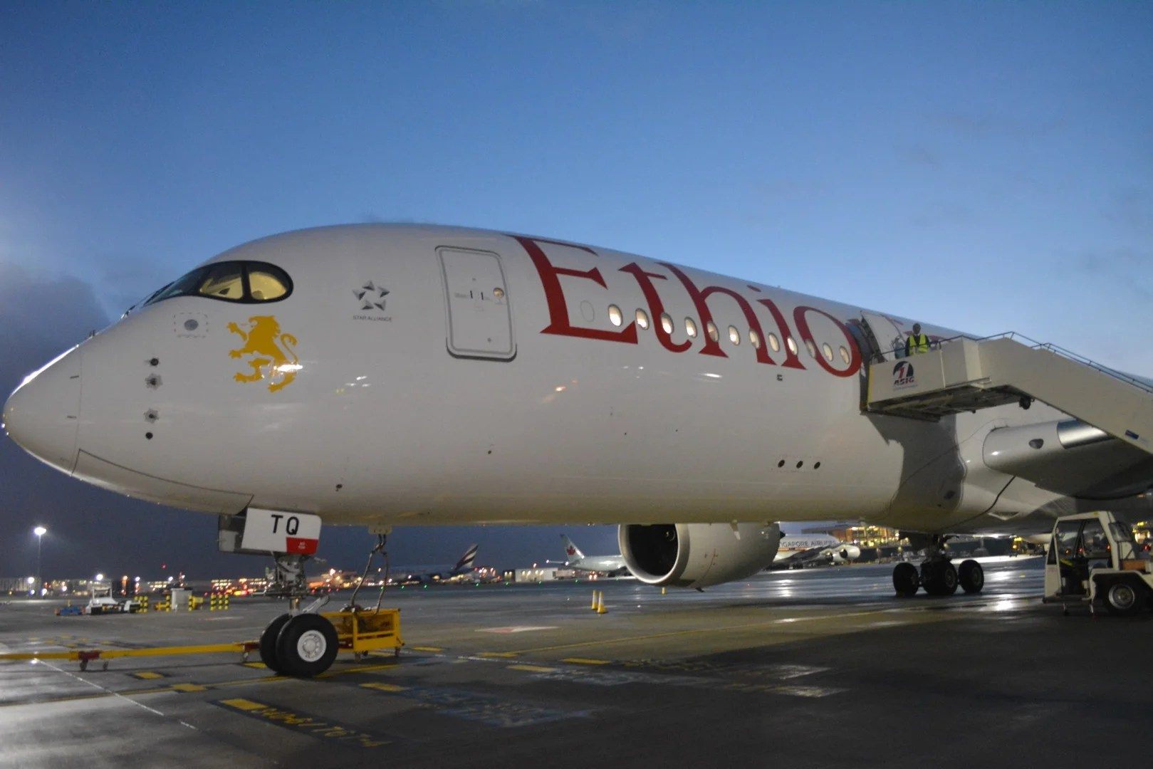 Image result for ethiopian airlines airbus a350-900