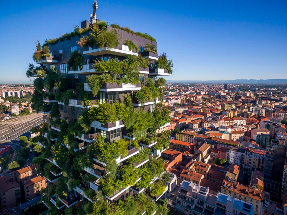 China combats air pollution with giant vertical forests - Bosco verticale ...