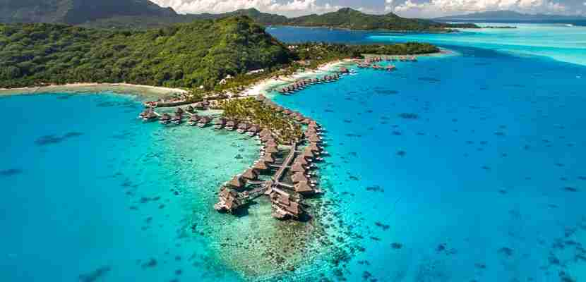 Courtesy of the Conrad Bora Bora Nui.