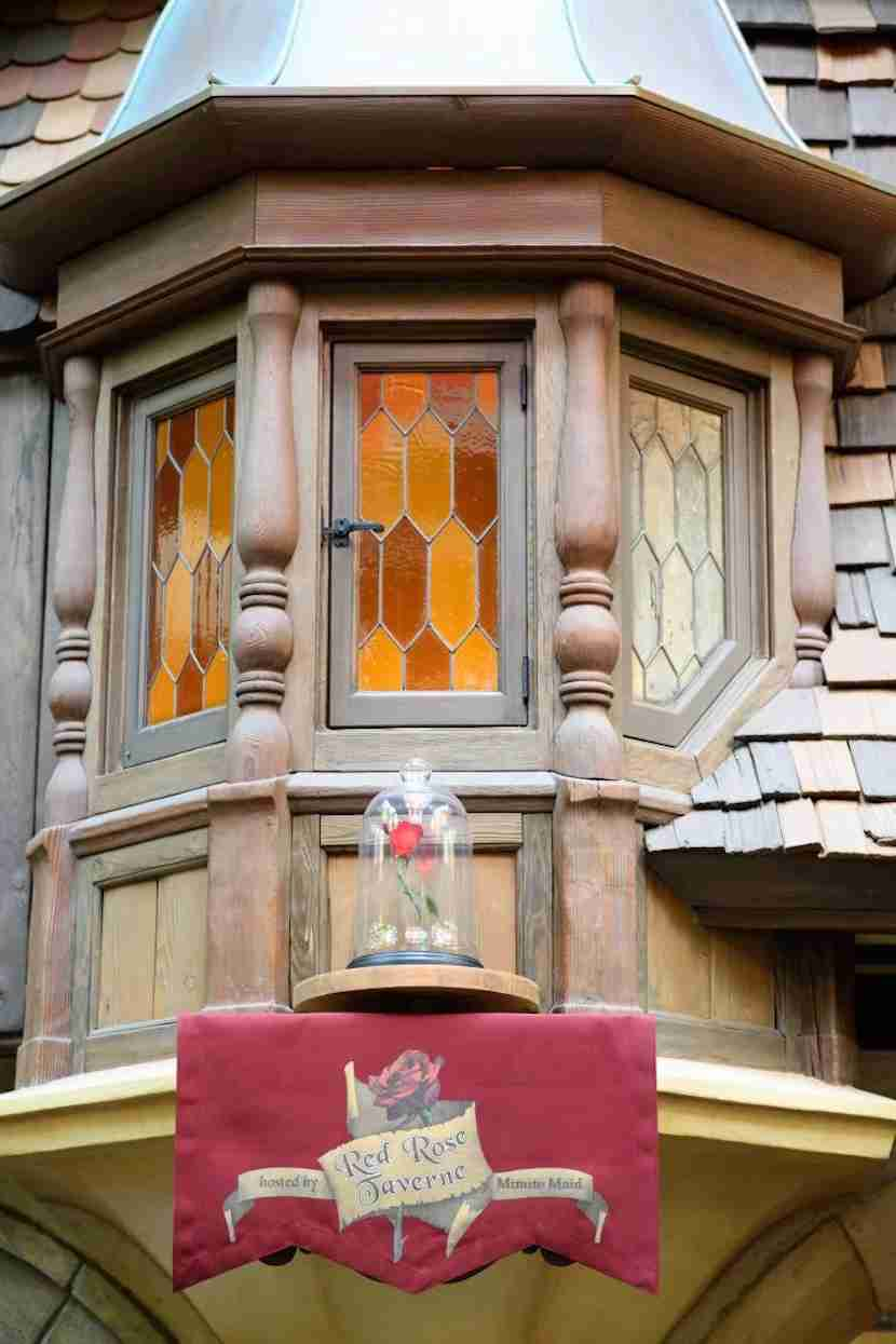 Be their guest. Image courtesy of Richard Harbaugh/Disneyland.