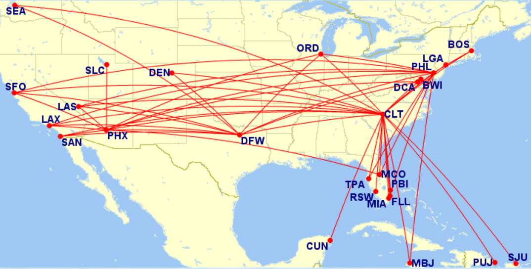 Heres How to Avoid American Airlines Oldest Planes