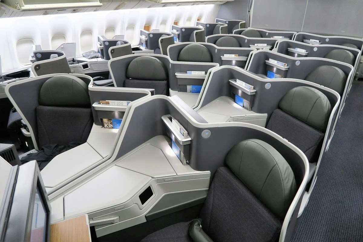 The best business credit cards of 2018 the points guy american airlines has some of its best business class seats on flights to seoul icn magicingreecefo Gallery