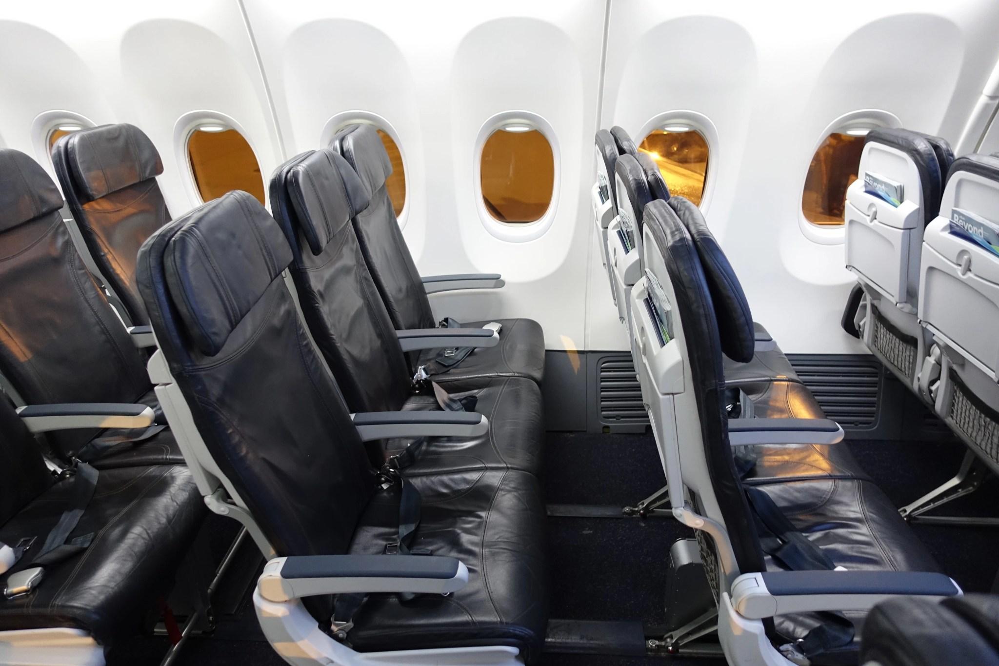Flight Review: Alaska Airlines (737-900) Economy JFK to SEA