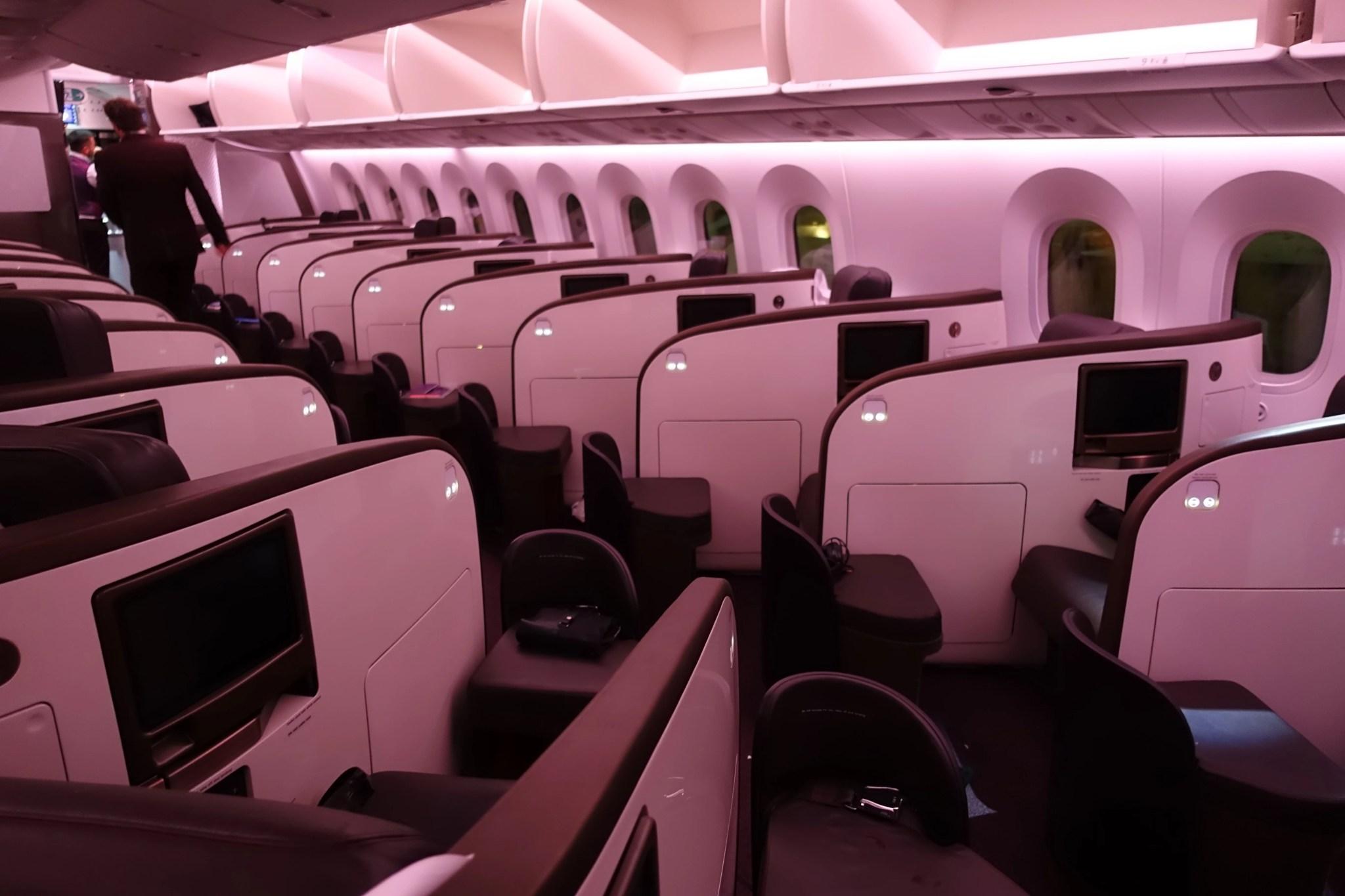 Review: Virgin Atlantic (787-9) Premium Economy, LHR to EWR