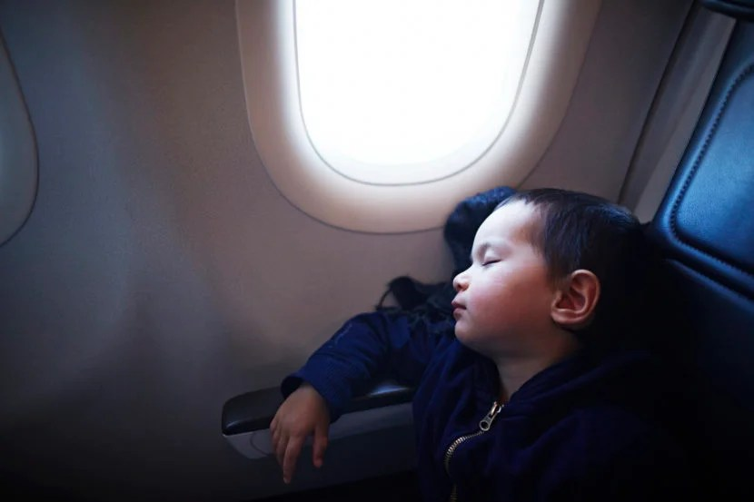 A Minimalist's Guide to Traveling With a Toddler
