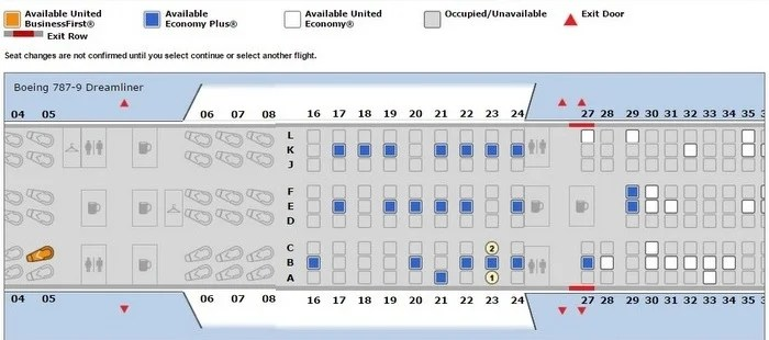 Flight Review: United (787-9) Economy Plus, SFO to Singapore