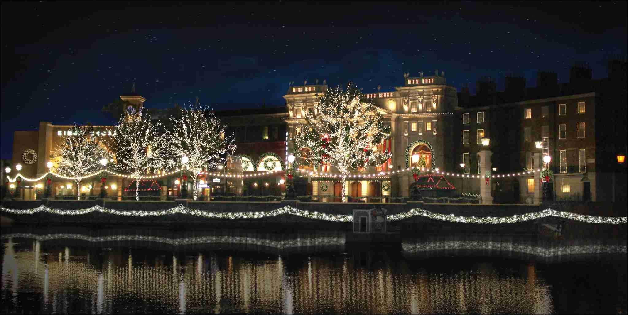 London at Universal Studios Florida. Image courtesy of Universal Orlando Resort.