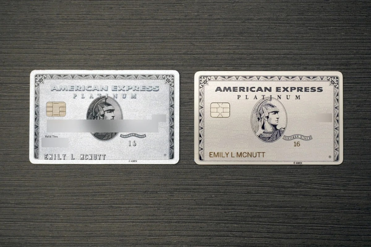 Uber Carte American Express.Unboxing The Brand New Metal American Express Platinum Card