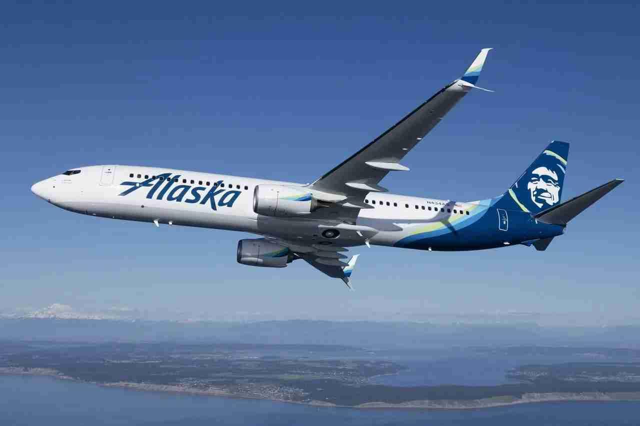 Alaska Airlines Handout Photo