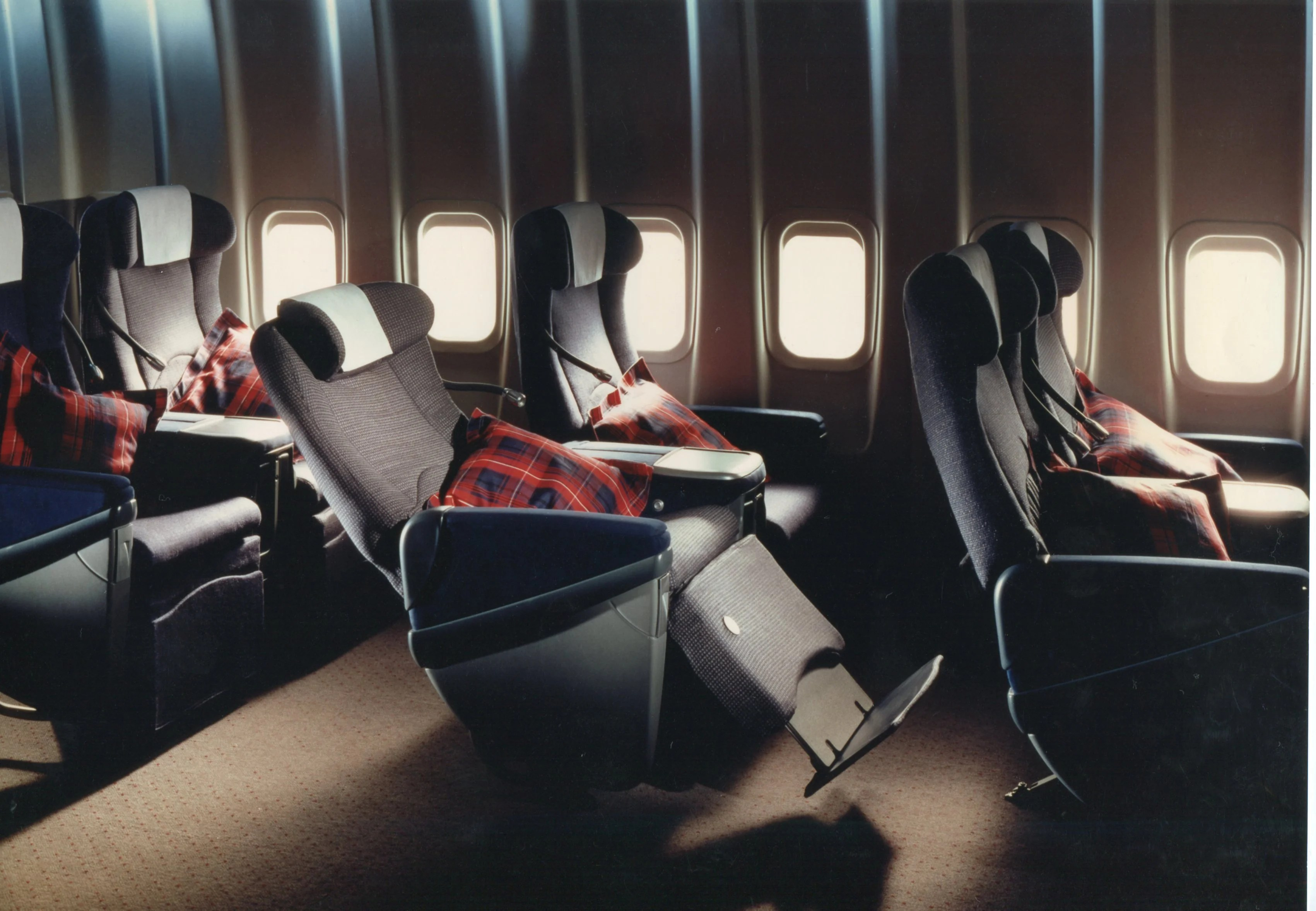 How We Got to Flat The Evolution of Business Class