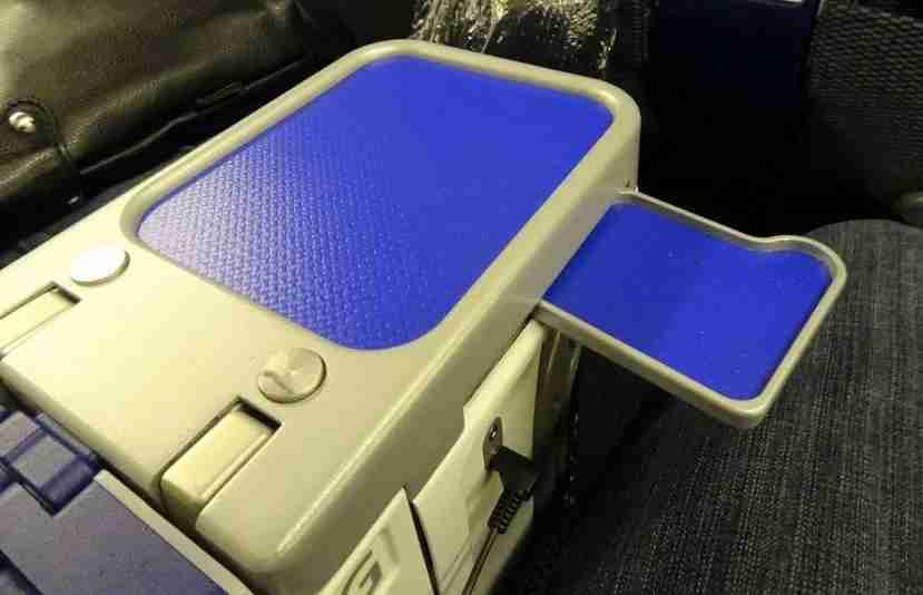 I hated this armrest console.