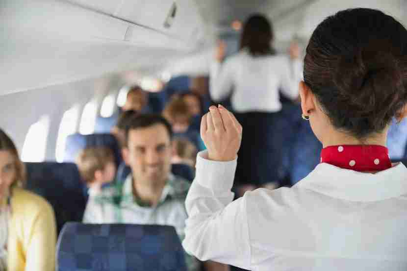 Do pilots and flight attendants have a higher risk of getting cancer since they fly so much? Probably not. Image courtesy of Hero Images via Getty Images.