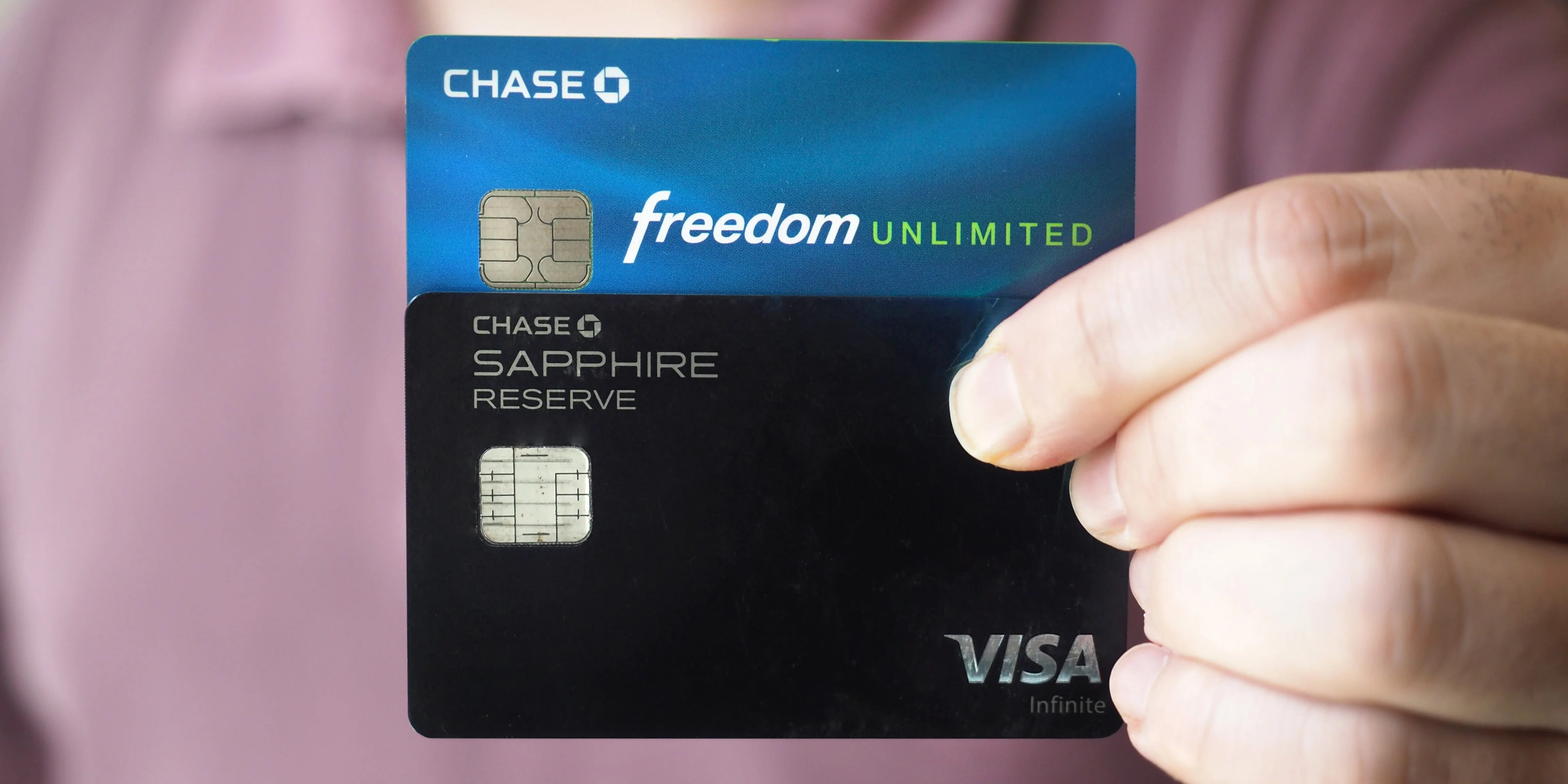 maximize your wallet with the perfect quartet of chase cards