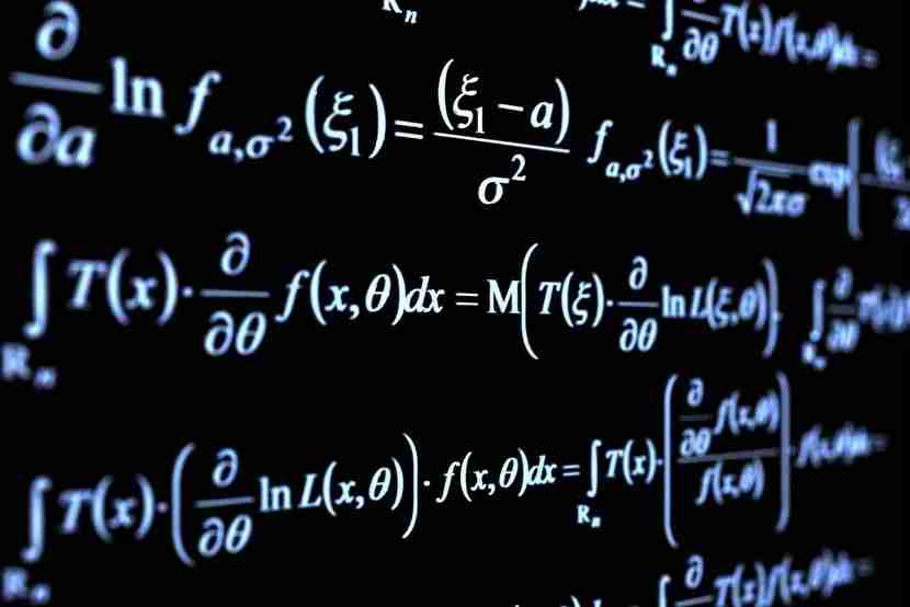 You can ignore the math completely if you pay off your full balance every month. Image courtesy of Wikimedia Commons.