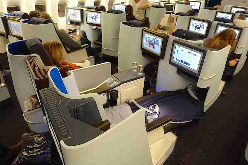 The seats feel a bit cramped.