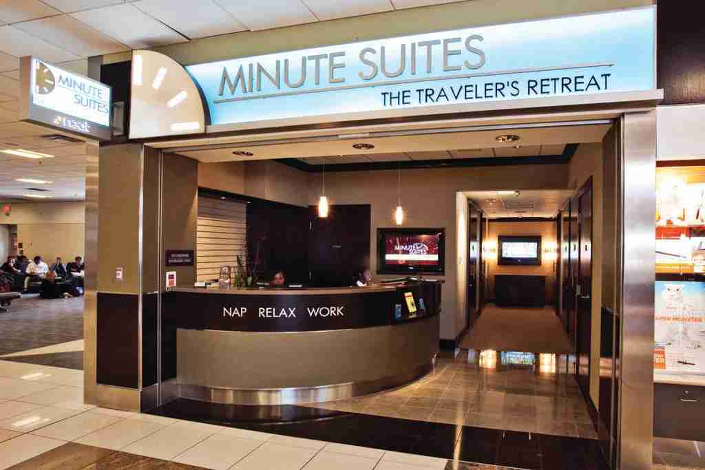 Minute Suites at ATL.