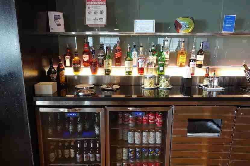 BA Lounge bar 2
