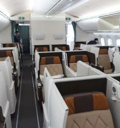 oman air 787 9 cdg mct review [ 2400 x 1600 Pixel ]