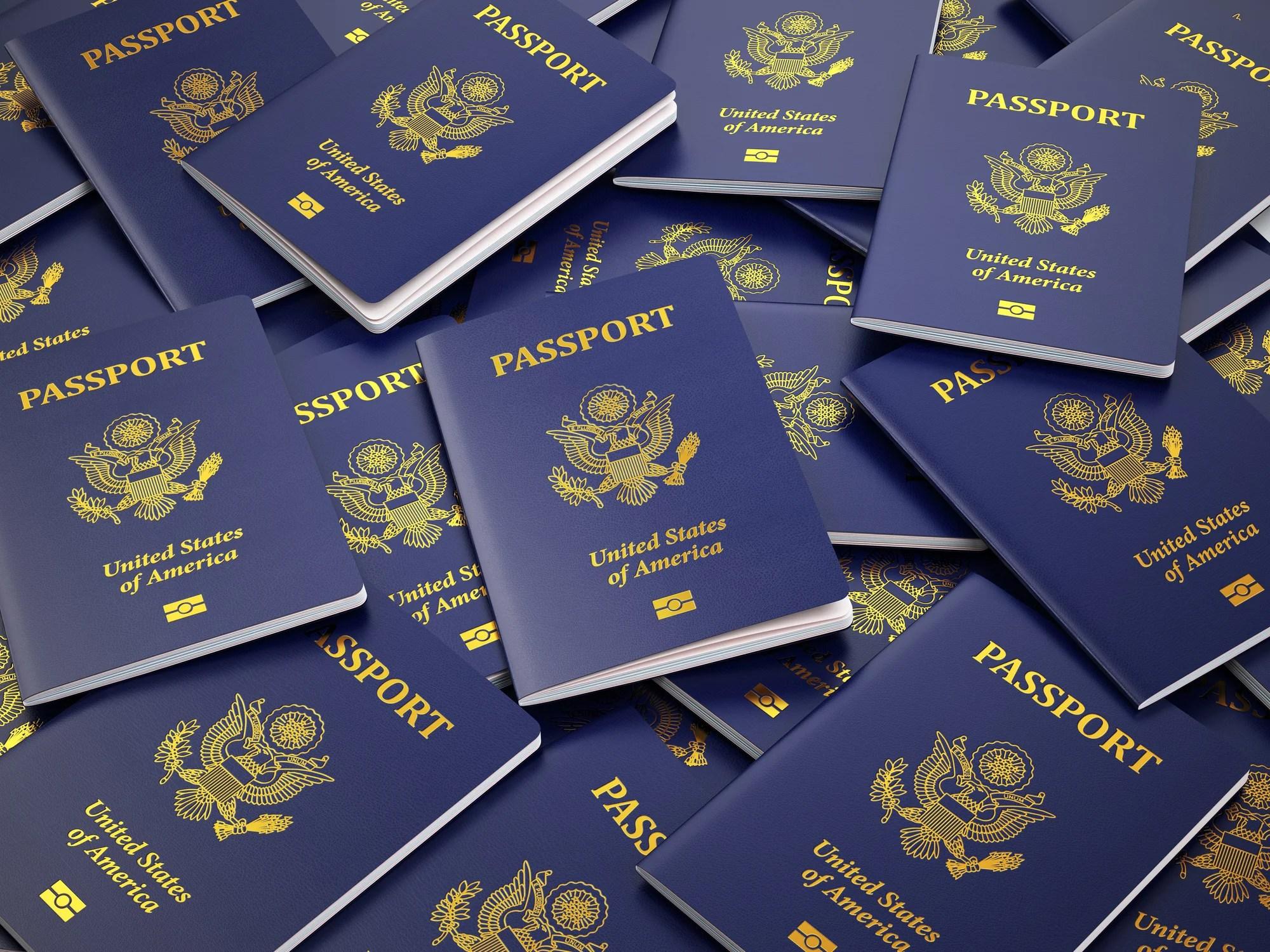 Hurricane Harvey Is Delaying Expedited Us Passports
