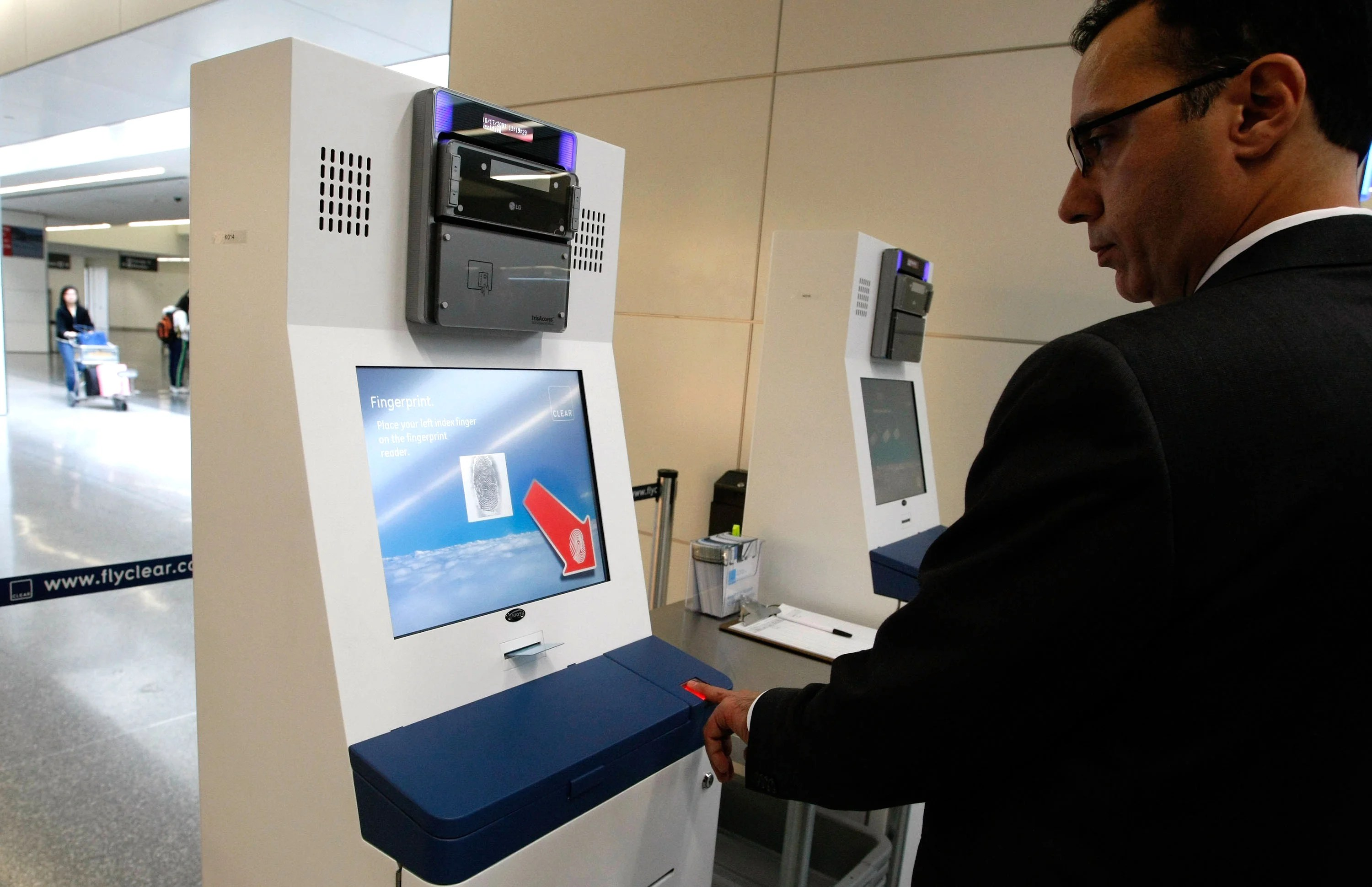 Clear Expedited Airport Security Launches At Lax