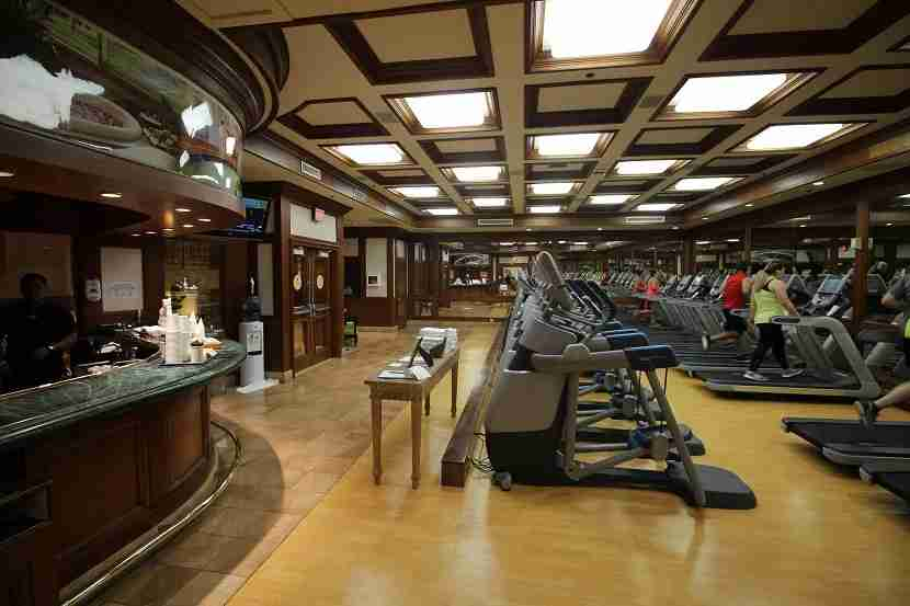 IMG Grand Wailea fitness center