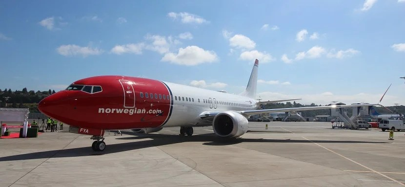 Norwegian Now Flies More Transatlantic Pax Than British
