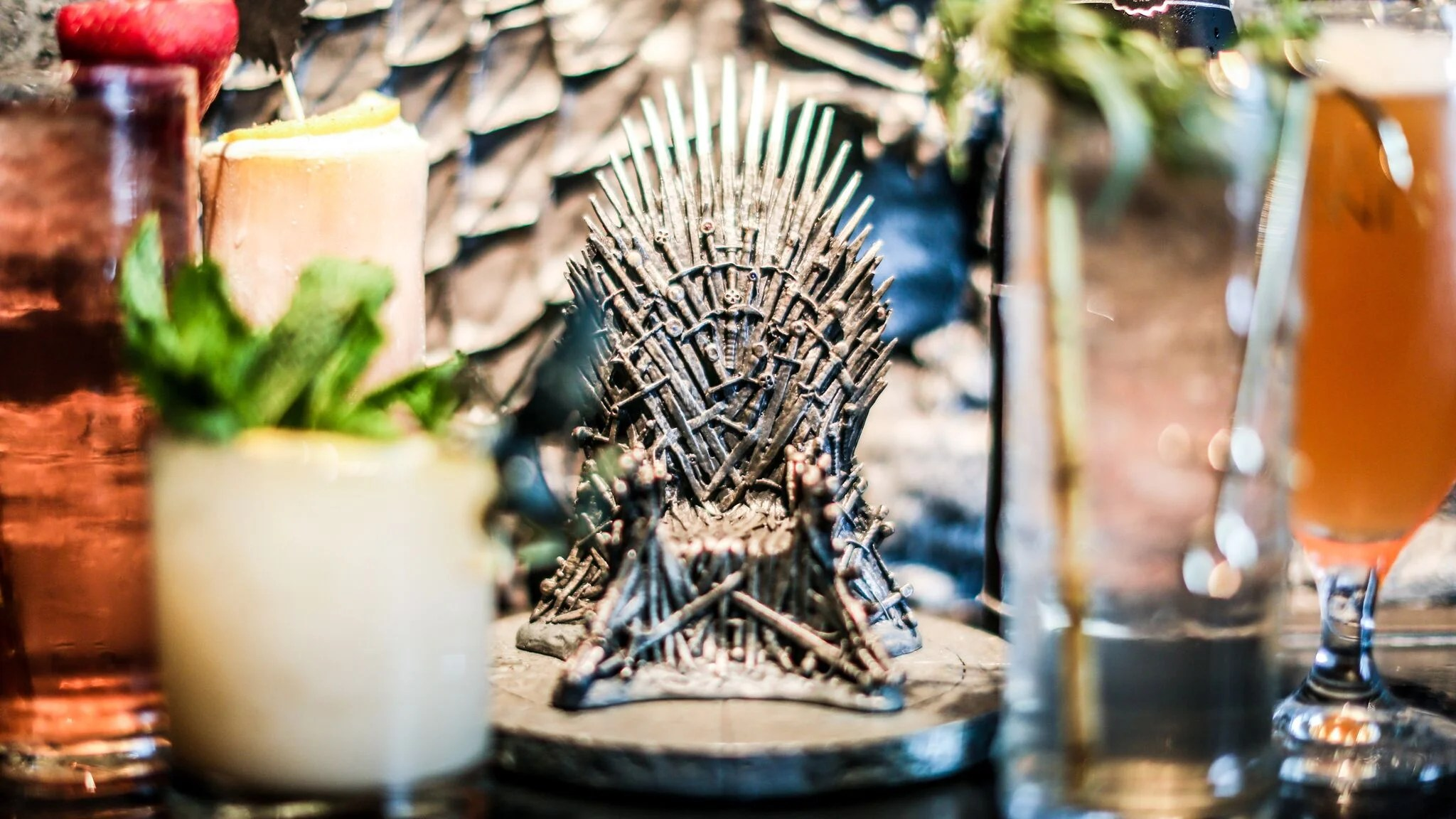 Inside Dc S New Game Of Thrones Themed Pop Up Bar