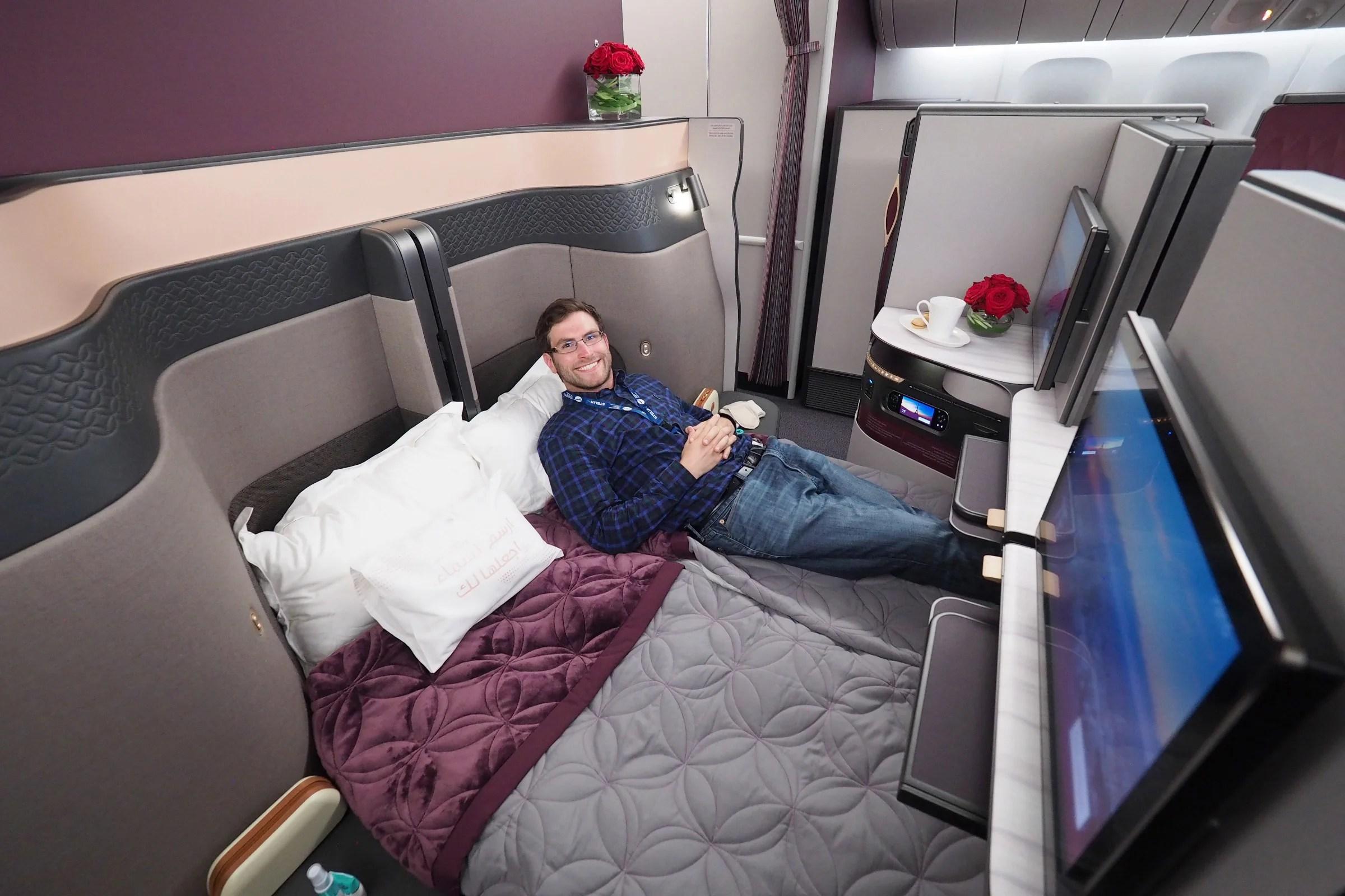 Qatar Airways Canceled My $673 Biz-Class Ticket to New York