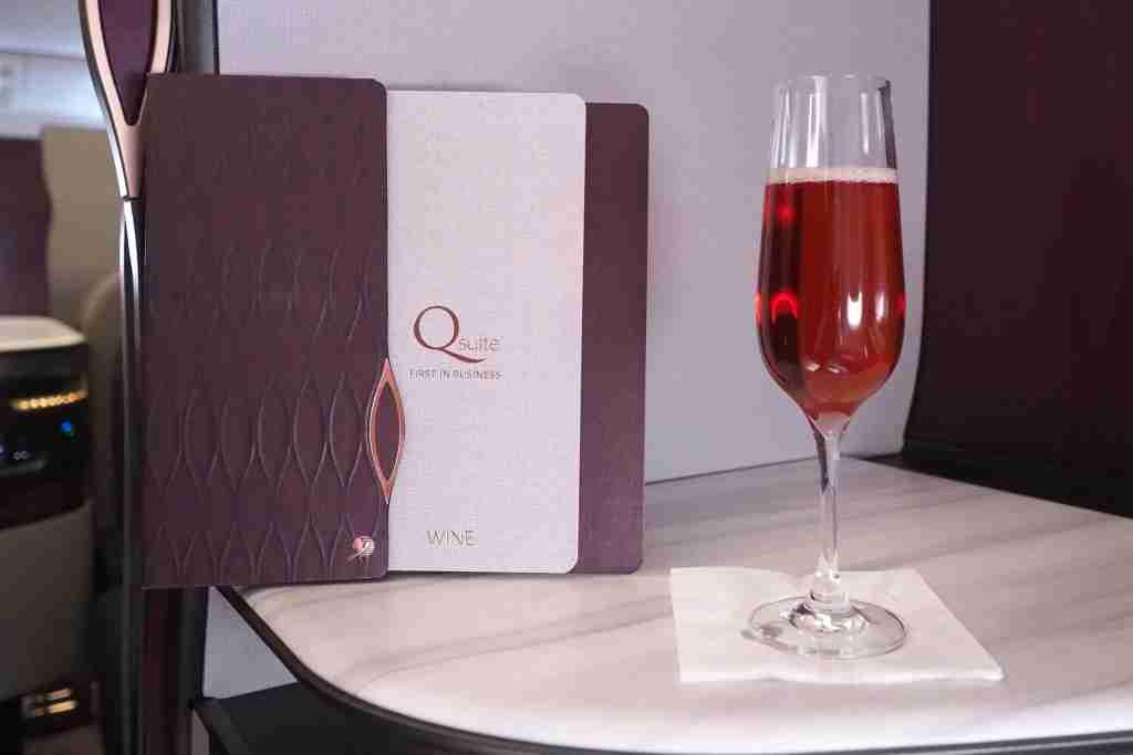 Qatar 777 Qsuite Review