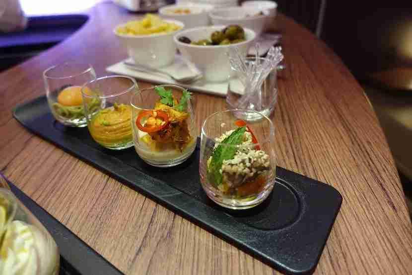 Qatar bar snacks 2