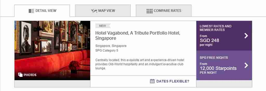 I booked two nights for 24,000 Starpoints, but what about my third night?