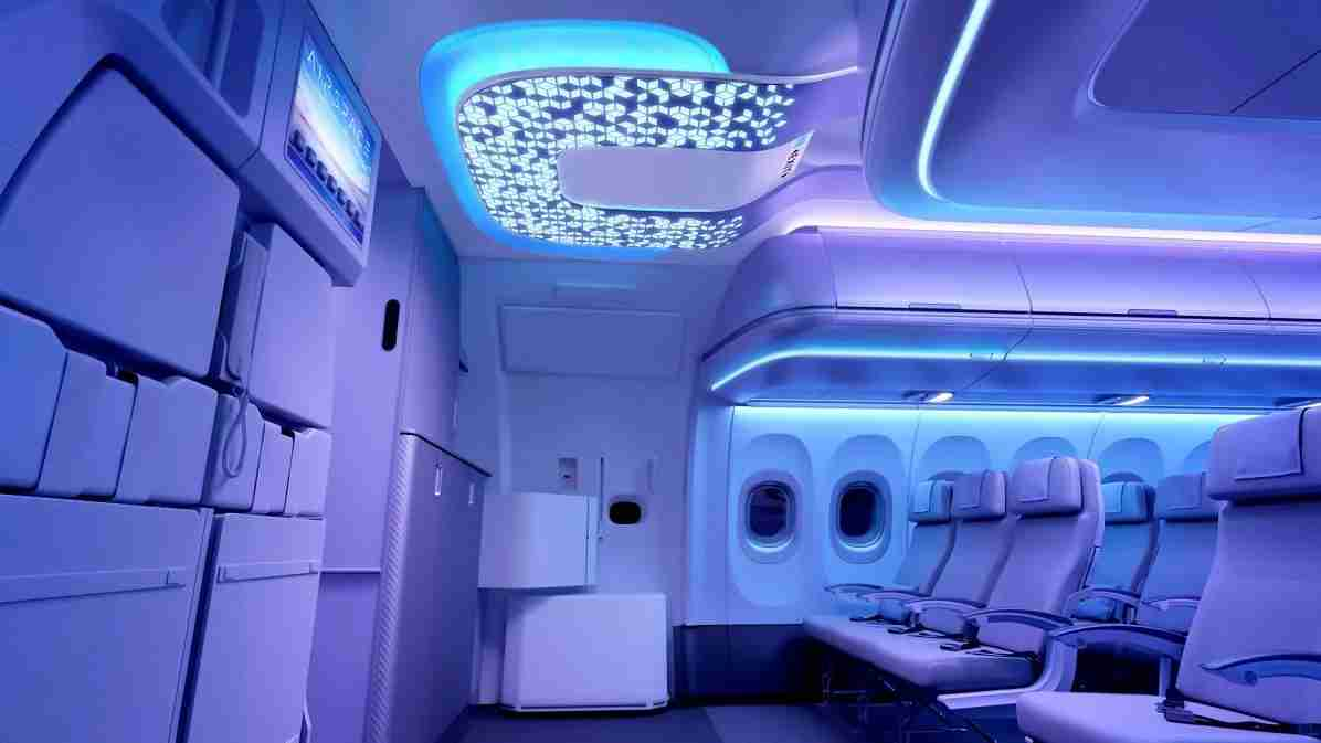 a330neo interior