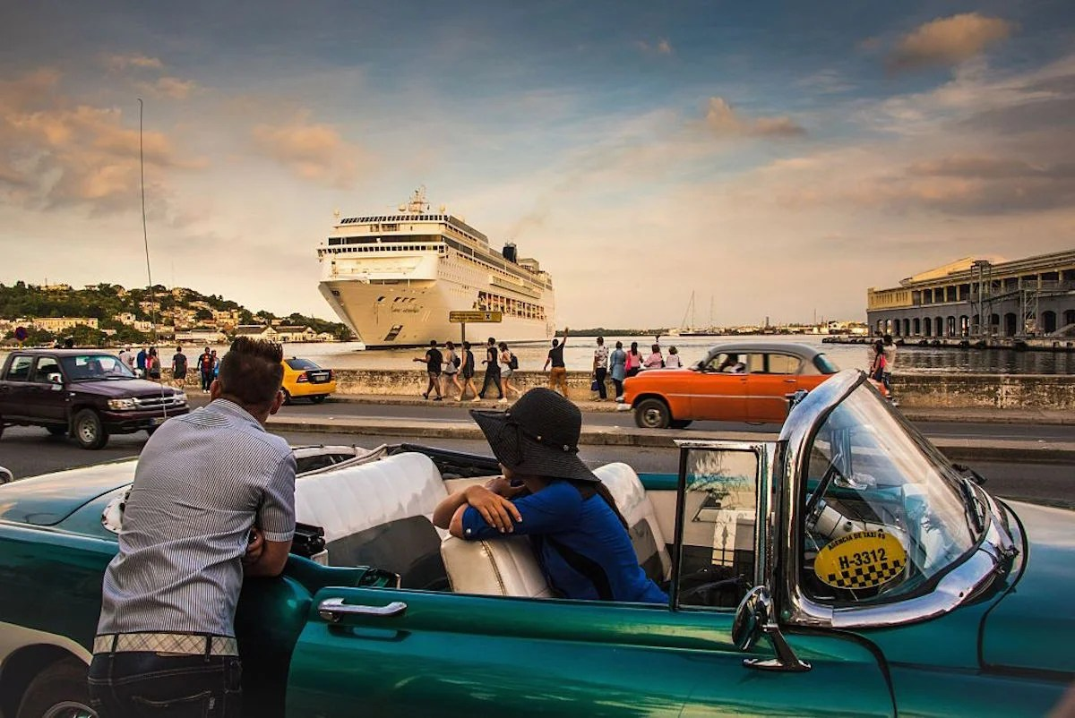 These Stranded Passengers Prove You Should Always Triple Check Your Cruise Itinerary