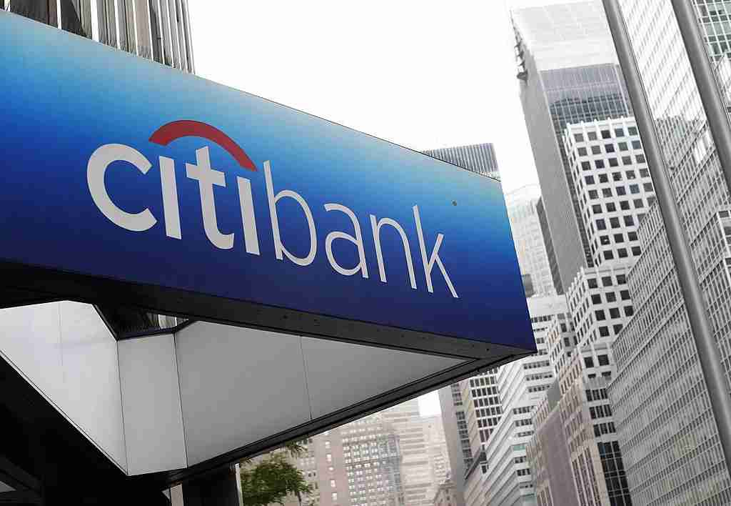 The Citibank Corporate Office & Headquarters are viewed in midtown Manhattan July 14, 2014. Citigroup on Monday agreed to pay $7 billion to settle allegations it misled investors on mortgage-linked securities ahead of the financial crisis in the latest US crackdown on a financial giant. US Attorney General Eric Holder, calling Citi