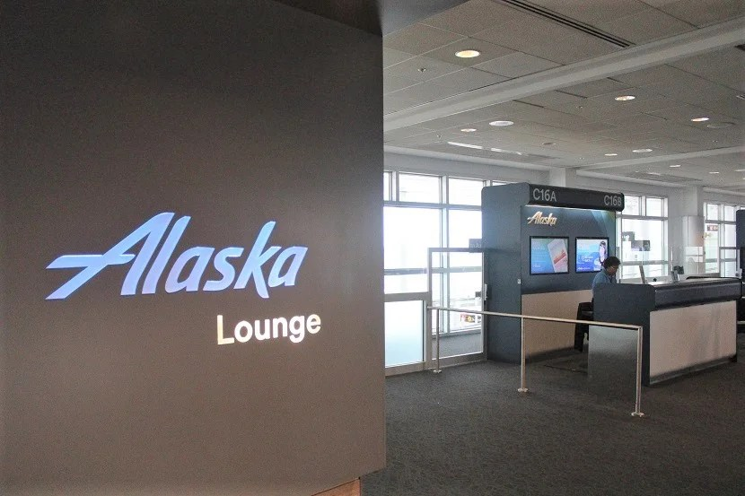 Alaska Airlines Elites Will Now Pay More For Lounge Access