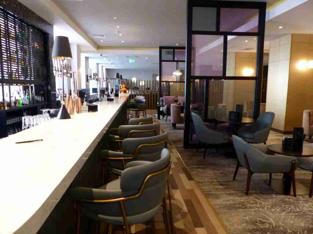 Hilton Edinburgh Lounge