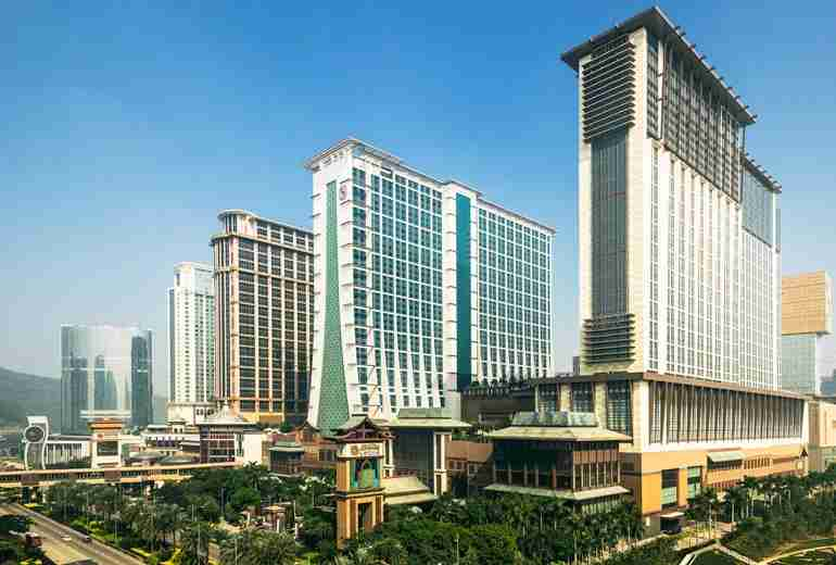 The St. Regis Macao. Photo courtesy of Starwood.