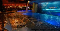 Golden Nugget Pool Las Vegas
