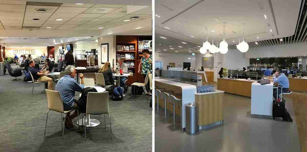 United Club (IAD Concourse C Gate 17) vs. Lufthansa