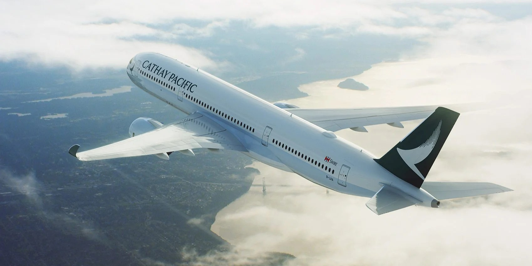 Cathay Pacific S Newark Flight Is Getting An A350 Upgrade
