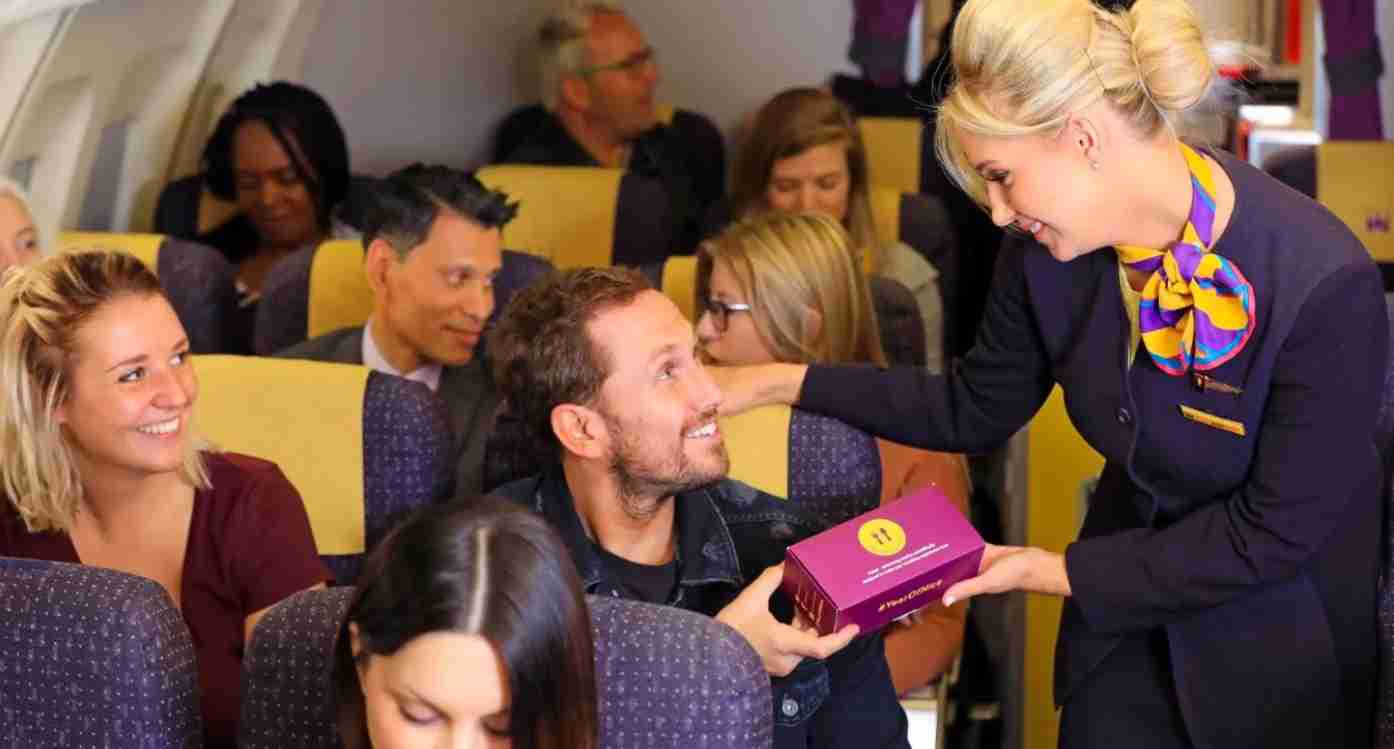 Photo courtesy of Monarch Airlines.
