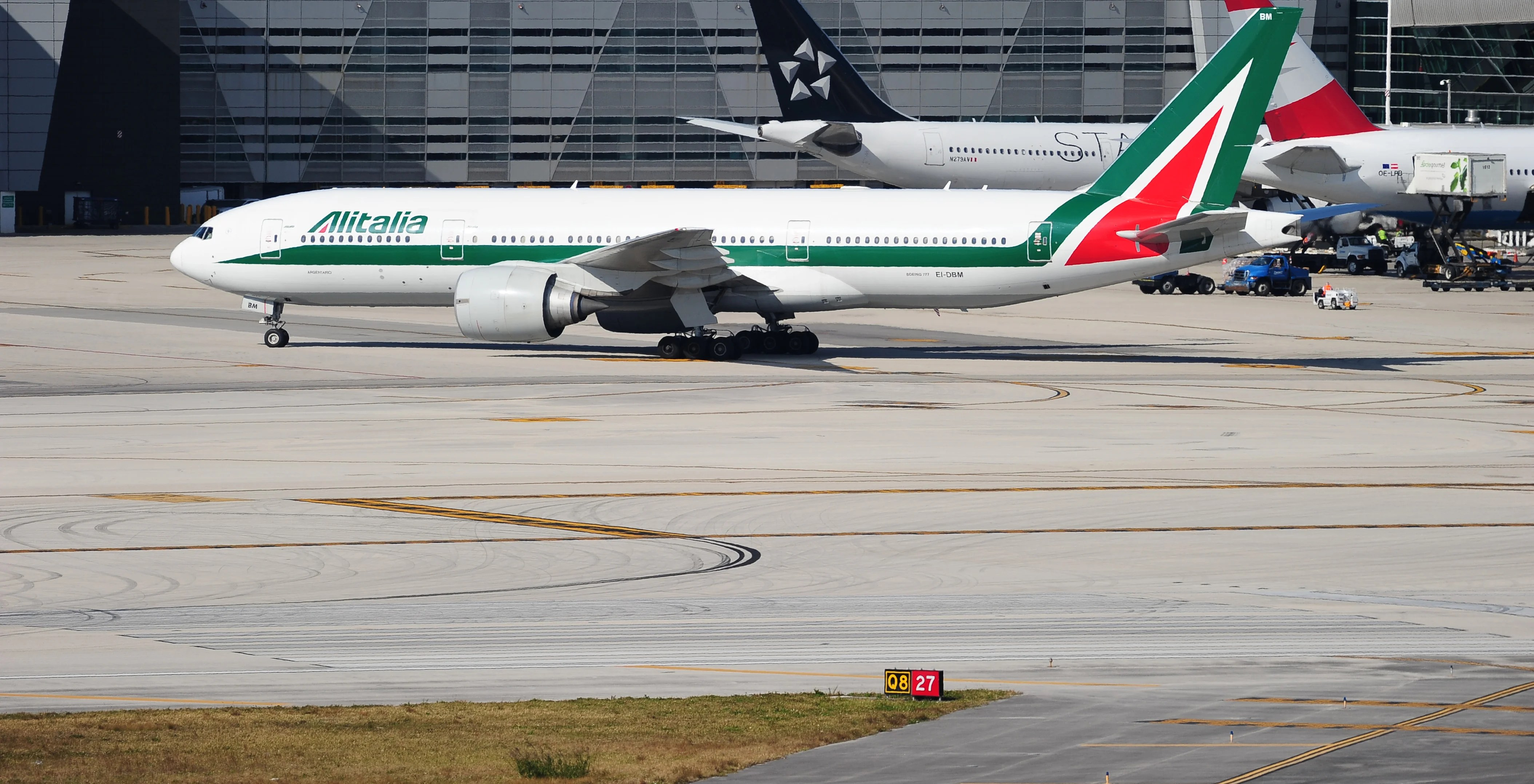 Delta Made an Offer to Buy Bankrupt Alitalia